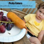 The Politically Incorrect Way to Deal with Your Picky Eater